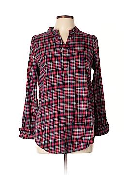Bellamie Long Sleeve Blouse Size L