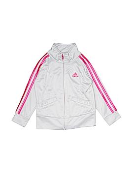 Adidas Track Jacket Size 2T