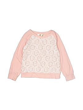 Cupcakes & Pastries Sweatshirt Size 6