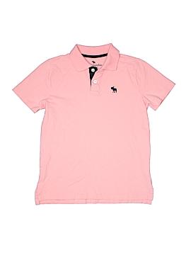 Abercrombie Short Sleeve Polo Size 15 - 16