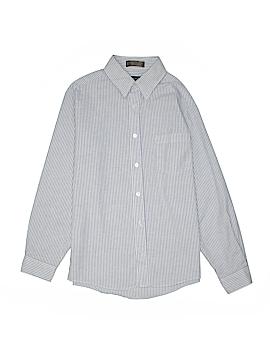 Arrow Long Sleeve Button-Down Shirt Size 16