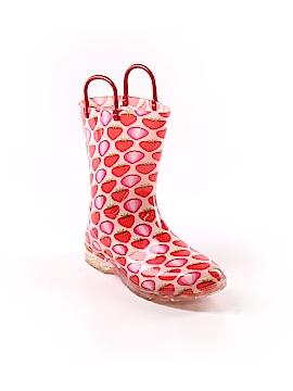 I heart Yokids Rain Boots Size 3