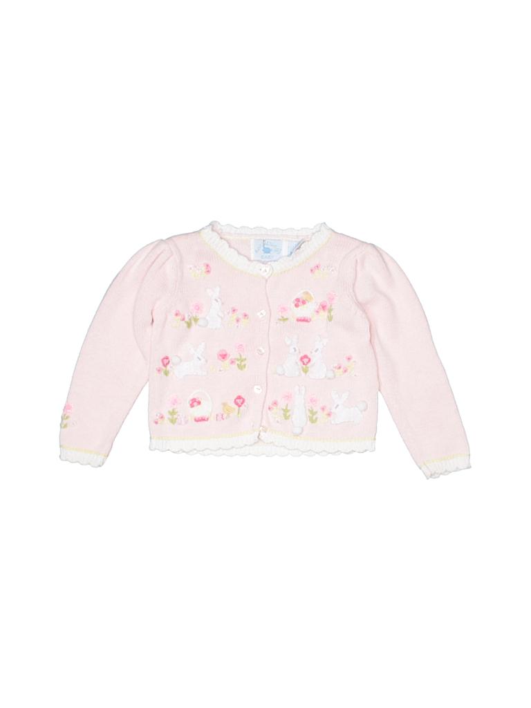 Hartstrings Girls Cardigan Size 18 mo