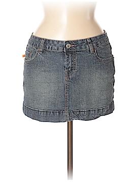 Zana Di Jeans Denim Skirt Size 7