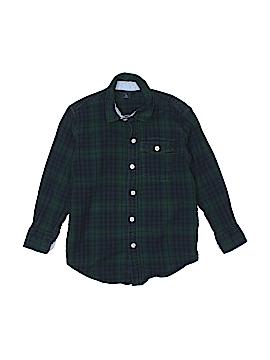 Gap Long Sleeve Button-Down Shirt Size 6 - 7