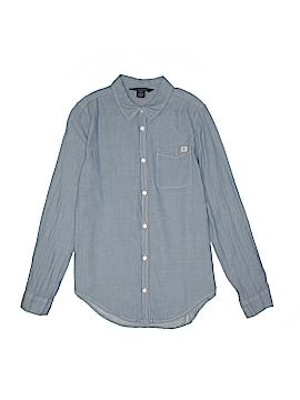 Polo by Ralph Lauren Long Sleeve Button-Down Shirt Size 14