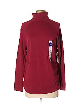 Great Northwest Indigo Turtleneck Sweater Size S