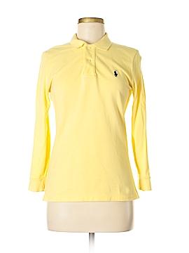 Ralph Lauren Long Sleeve Polo Size M