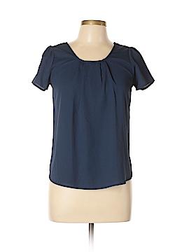Crescent Short Sleeve Blouse Size M