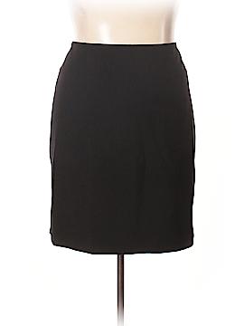 Ellen Tracy Casual Skirt Size 22 (Plus)