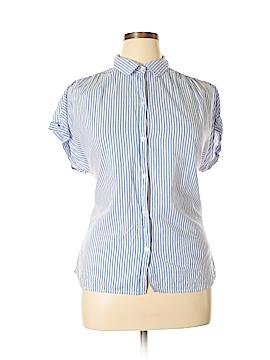 Old Navy Short Sleeve Button-Down Shirt Size XL