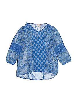 Speechless 3/4 Sleeve Blouse Size M (Kids)
