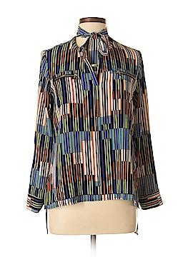 Rafaella Long Sleeve Blouse Size S