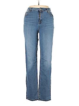 Violeta by Mango Jeans Size 20 (Plus)