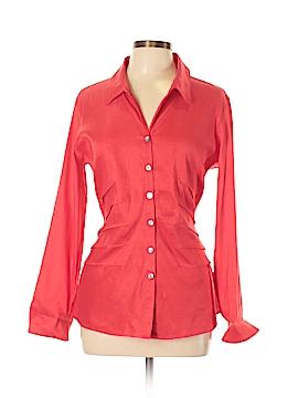 Zozo Long Sleeve Button-Down Shirt Size XL