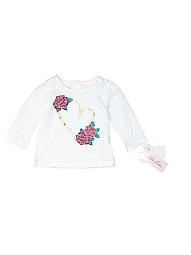 Little Lass Long Sleeve T-Shirt Size 6-9 mo