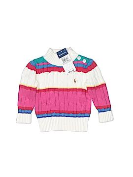 Ralph Lauren Pullover Sweater Size 9 mo