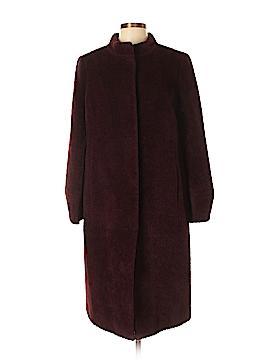 Oscar De La Renta Coat Size 12