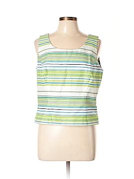 Sheri Martin New York Woman Sleeveless Blouse Size 12