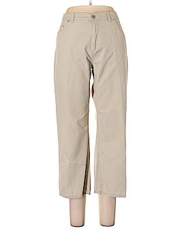 Lands' End Casual Pants Size 8