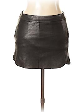 Mason Leather Skirt Size 2