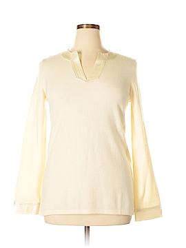 Elizabeth McKay Wool Pullover Sweater Size L