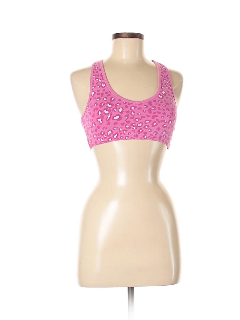 d0da6fd30b Forever 21 Animal Print Pink Sports Bra Size M - 66% off