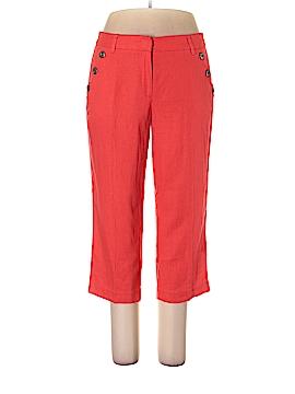 Zac & Rachel Linen Pants Size 12
