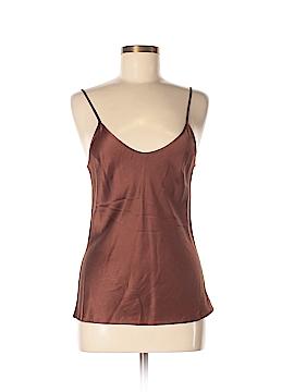 Isda & Co Sleeveless Silk Top Size 8