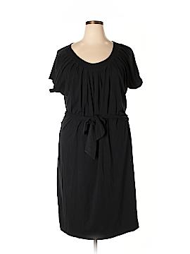 Liz Claiborne Casual Dress Size 3X (Plus)