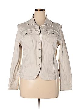 AMI Denim Jacket Size XL
