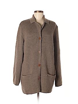 Anne Klein II Wool Cardigan Size M