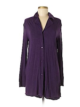 Kristin Davis Long Sleeve Top Size S