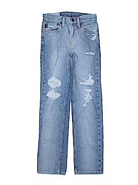 Abercrombie Jeans Size 12 (Slim)