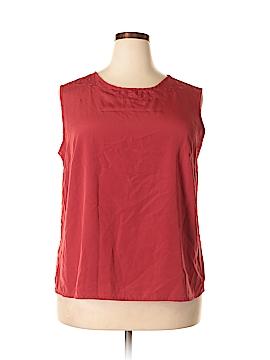 Laura Scott Sleeveless Blouse Size 20 (Plus)