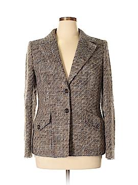 RENA LANGE Wool Blazer Size 14