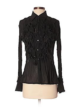 Elementz Long Sleeve Blouse Size S