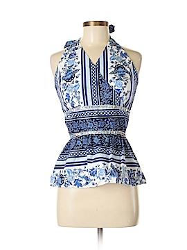 Jennifer Reale Design Halter Top Size 8