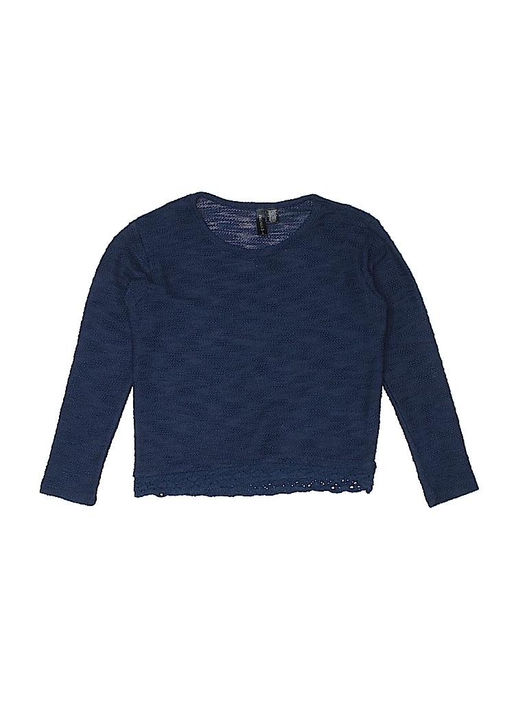 Full Tilt Girls Pullover Sweater Size S (Kids)