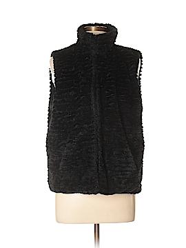 Mixit Faux Fur Vest Size L