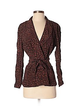 Karin Stevens Long Sleeve Blouse Size 4