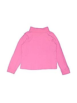 J. Khaki Long Sleeve Turtleneck Size 6