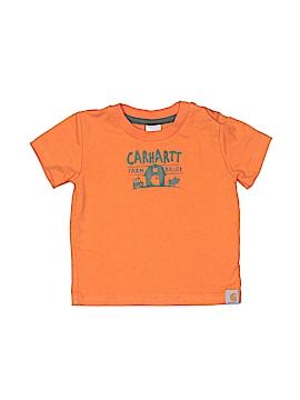 Carhartt Short Sleeve T-Shirt Size 9 mo