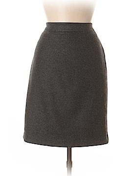 Brooks Brothers Wool Skirt Size 6 (Petite)