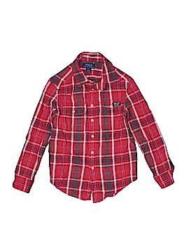 Polo by Ralph Lauren Long Sleeve Button-Down Shirt Size 8