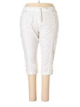 Croft & Barrow Linen Pants Size XL