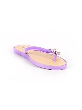 Zara Flip Flops Size 4 - 5