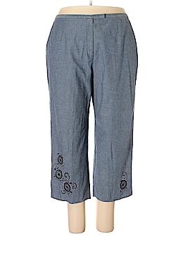 Norton & Co. Casual Pants Size 20 (Plus)