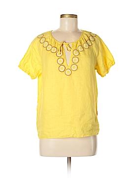 J. Crew Short Sleeve Blouse Size 8