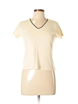 So Blue Sigrid Olsen Short Sleeve T-Shirt Size L